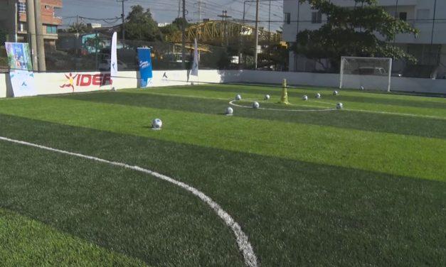 Recuperación de 15 escenarios deportivos y recreativos en Cartagena