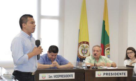 Nuevo Secretario General de la Asamblea Departamental