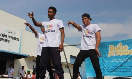 Academia Vive Bailando abre sus puertas en Cartagena