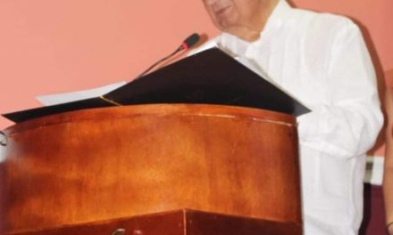 Despedimos a Fernando Herazo un grande del derecho en Cartagena