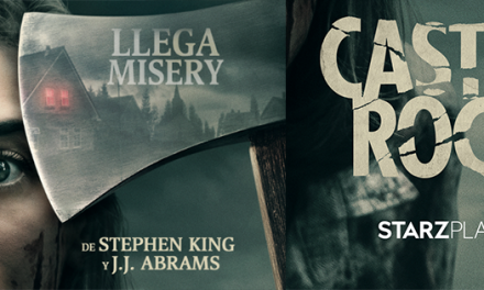 Segunda temporada de Castle Rock en STARZPLAY