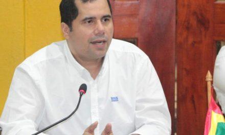 Concejal Toncel pide repuesta por el mal estado del Jaime Morón León