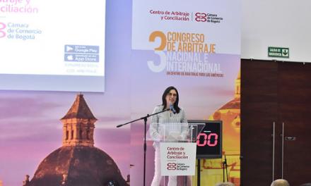 Congreso de Arbitraje Nacional e Internacional en Cartagena