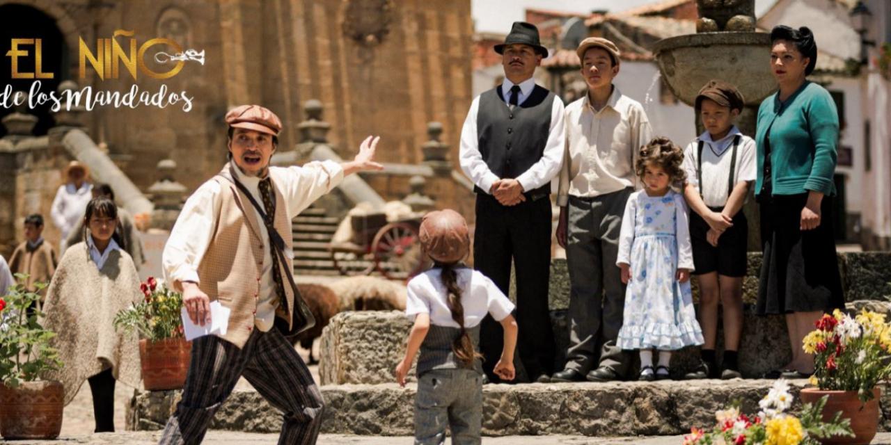 El niño de los mandados, película colombiana debuta en República Dominicana