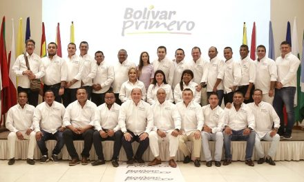 """Primera Cumbre de Alcaldes y Gestoras Sociales de la era """"Bolívar Primero"""""""