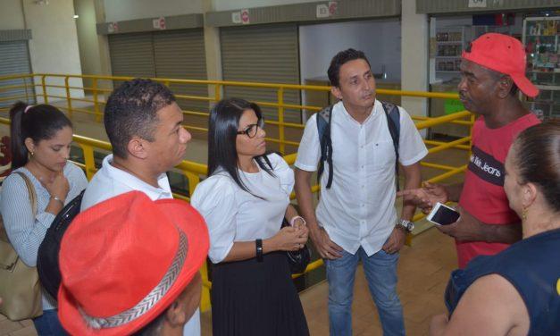 «Falta mucho por hacer en la plaza de mercado Santa Rita» Secretaria General