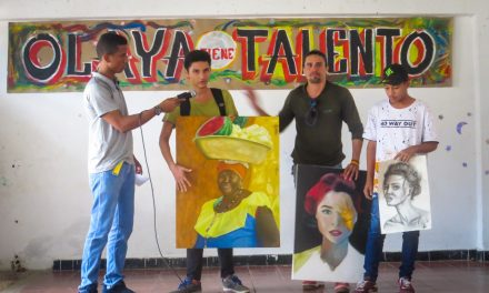 Olaya Tiene Taleto, una convocatoria cultural