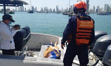 Armada encuentra cuerpo sin vida en las Islas del Rosario