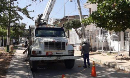 Red eléctrica del Sur de Bolívar y Magdalena recibirá mantenimiento