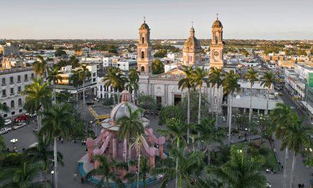 """Tamaulipas, """"el estado sorpresa mexicano"""" se promociona en Colombia."""