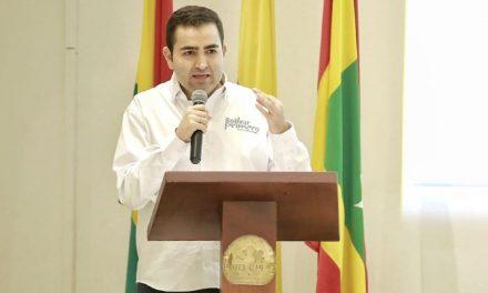 Gobernador Vicente Blel acata lo dicho por el Gobierno Nacional