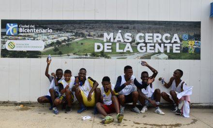 Ciudad del Bicentenario celebra 10 años