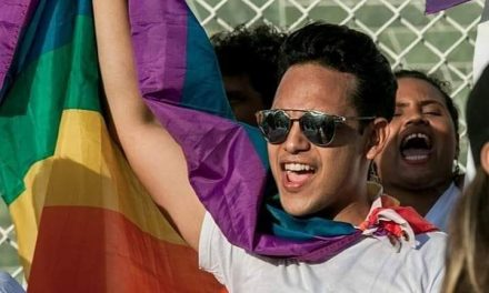 Activista Cartagenero LGBTIQ gana beca de periodismo en Argentina