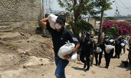 Empresas de Cartagena se unen para entregar ayudas humanitarias