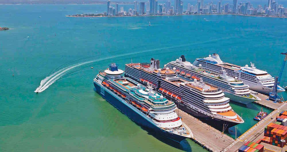 Se cancela temporalmente la entrada a cruceros a Cartagena   EL BOLIVARENSE