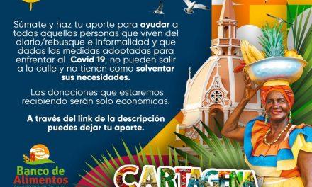 Movimientos de la Arquidiócesis de Cartagena lideran campaña para conseguir alimentos
