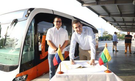 Reactivación de la ruta C015 con destino a la Gobernación de Bolívar ya es oficiales