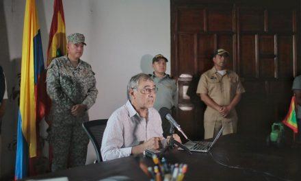 """""""Las medidas son severas, porque es mejor prevenir que lamentar"""": Alcalde William Dau Chamat"""