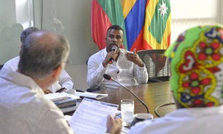 La Alcaldía y la JAL de la localidad 1 ceden el 40% del fondo de desarrollo social para el Covid -19