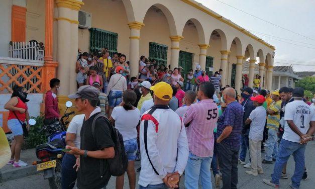 """""""Alcaldía de turbaco debe evitar aglomeraciones para familias en acción y adulto mayor"""": Personero"""
