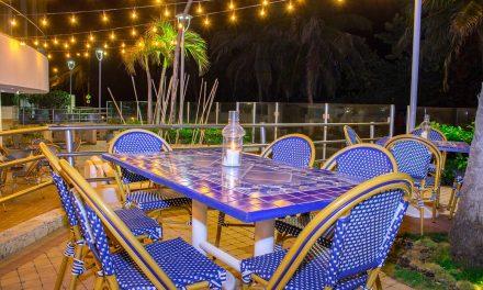 Hotel Almirante Cartagena estrena terraza