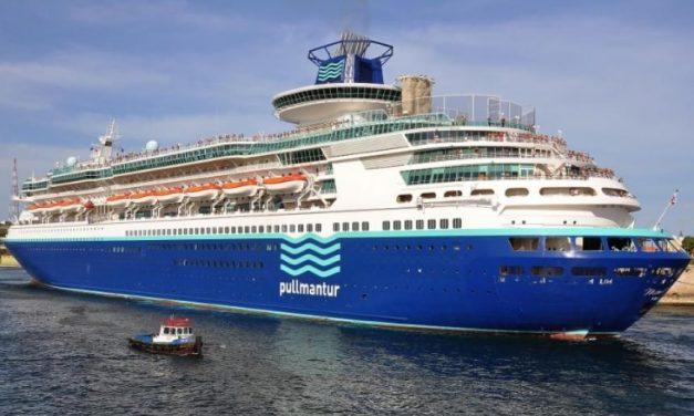 Protocolo especial para recibir Crucero Monarch en Cartagena