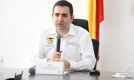 Gobernador de Bolívar exige a empresas públicas no suspender servicios