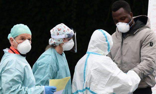 Rueda de prensa que detalla dura situación que atraviesa el personal médico por el COVID-19