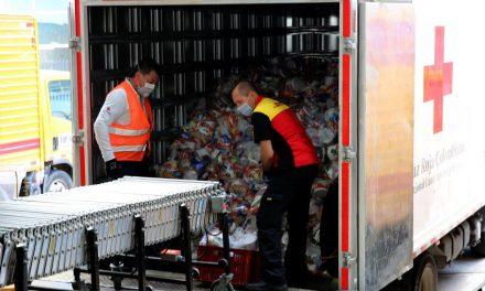 Deutsche Post DHL Group moviliza Equipo de Respuesta ante Desastres apoyando esfuerzos de la Cruz Roja Colombiana para distribuir alimentos a necesitados