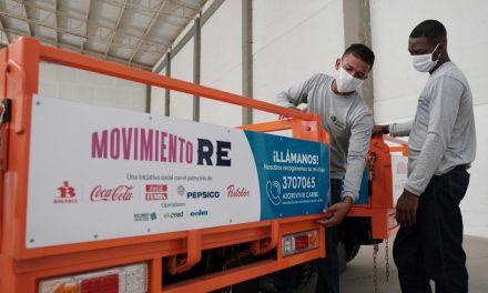 Movimiento RE hará entrega de 1.100 bonos de mercado a  recicladores de la Costa Caribe