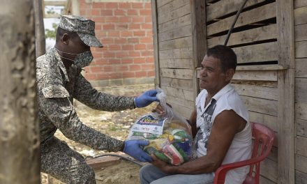 """Pasacaballos y Membrillal reciben ayudas de la campaña """"Entre todos nos protegemos"""""""