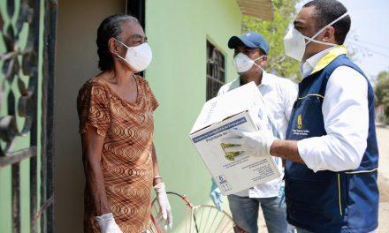 'Bolívar Primero' llega con más ayudas humanitarias