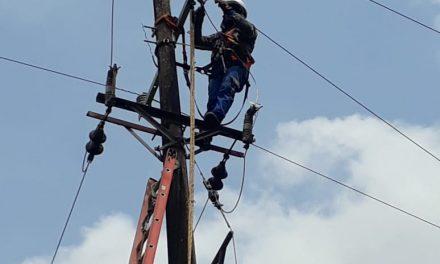 Interrupción de energía en municipios del norte de Bolívar