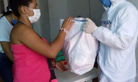 Electricaribe distribuye ayudas en la región Caribe