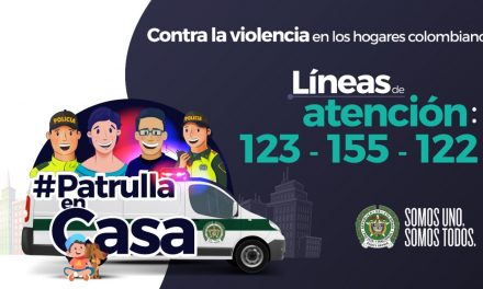 """""""Patrulla en casa"""" campaña contra la violencia intrafamiliar"""