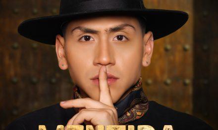 Ángel presenta su nuevo sencillo 'Mentira'