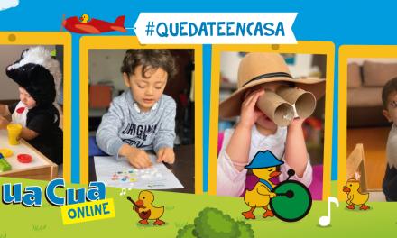 Mi Pato Cua Cua, primer jardín infantil  en Colombia en implementar clases virtuales en época de coronavirus.