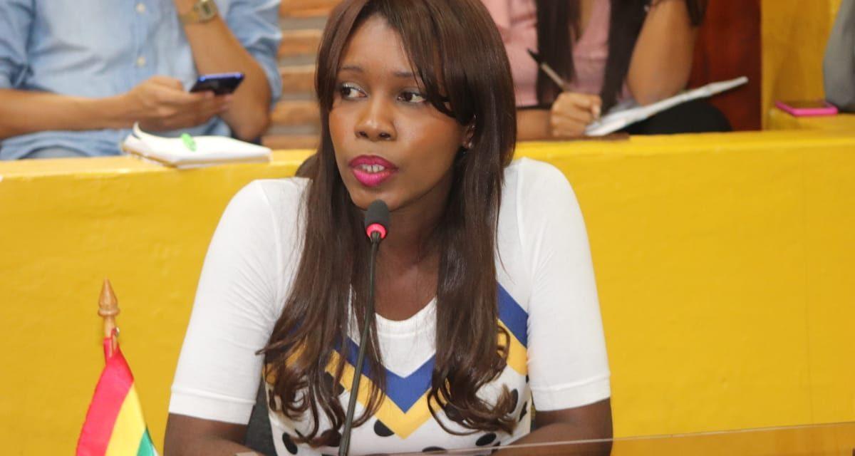 Claudia Arboleda propone robustecer línea de empleo, emprendimiento y formalización