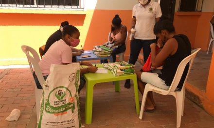 Ludotecas del Distrito se benefician con entregas de Bienestarina