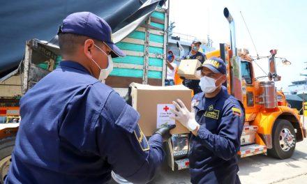 Ecopetrol entrega 2.000 ayudas humanitarias al Distrito