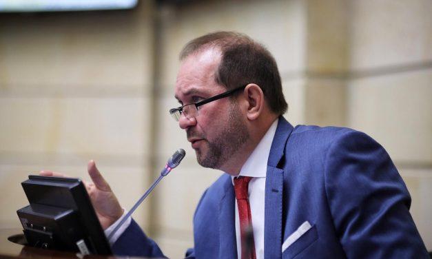 Presidente del congreso propone estrategias para mitigar impacto de Covid 19 en Cartagena