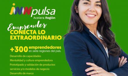 """""""Acelera Región"""" el nuevo programa liderado por iNNpulsa que agilizará el crecimiento de emprendimientos en 8 regiones del país"""