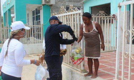 69.374 entregas de ayuda humanitaria en Olaya
