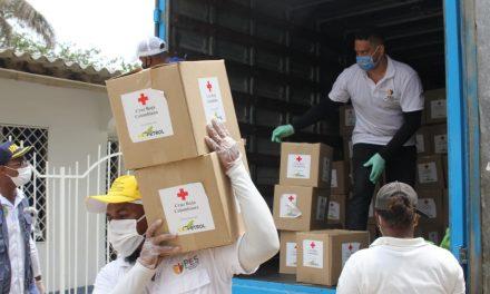 95.271 ayudas humanitarias entregadas por el Distrito