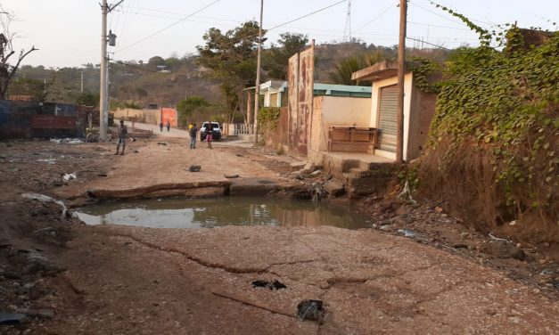 Se suspende el servicio de agua al 50% de la población cartagenera