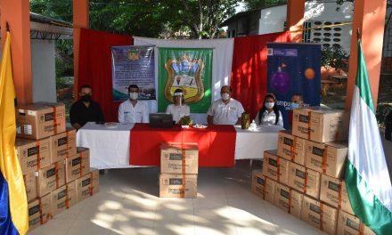 Control interno a educadores en Turbaco