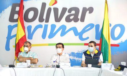 Se lleva a cabo Puesto de Mando Unificado Nacional, para controlar la pandemia por Covid-19 en Bolívar