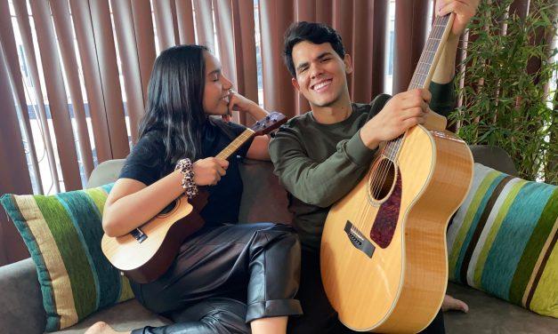 Luisa y Javier nos quieren conquistar con su nueva canción