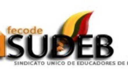 SUDEB invita al magisterio a quedarse en casa, no se apoyará logística del PAE