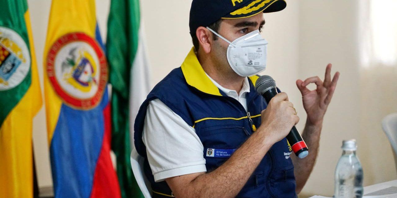 Gobernador Vicente Blel lidera Consejo de Seguridad en Magangué